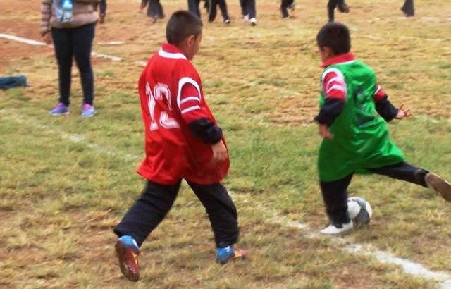 promueve ayuntamiento de morelia el deporte entre la niñez